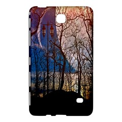 Full Moon Forest Night Darkness Samsung Galaxy Tab 4 (8 ) Hardshell Case