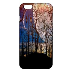 Full Moon Forest Night Darkness iPhone 6 Plus/6S Plus TPU Case