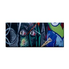 Graffiti Art Urban Design Paint  Hand Towel