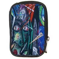 Graffiti Art Urban Design Paint  Compact Camera Cases