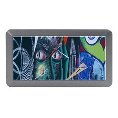 Graffiti Art Urban Design Paint  Memory Card Reader (Mini)