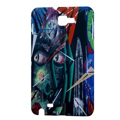 Graffiti Art Urban Design Paint  Samsung Galaxy Note 1 Hardshell Case