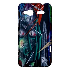 Graffiti Art Urban Design Paint  HTC Radar Hardshell Case