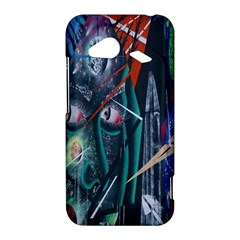 Graffiti Art Urban Design Paint  HTC Droid Incredible 4G LTE Hardshell Case