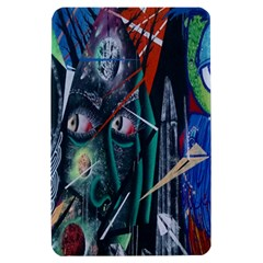 Graffiti Art Urban Design Paint  Kindle Fire (1st Gen) Hardshell Case