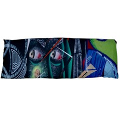 Graffiti Art Urban Design Paint  Body Pillow Case Dakimakura (Two Sides)
