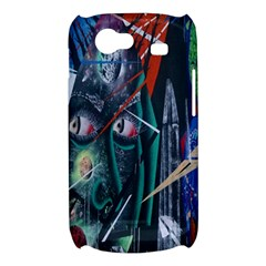 Graffiti Art Urban Design Paint  Samsung Galaxy Nexus S i9020 Hardshell Case