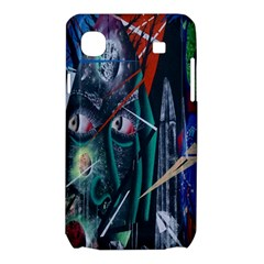 Graffiti Art Urban Design Paint  Samsung Galaxy SL i9003 Hardshell Case