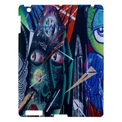 Graffiti Art Urban Design Paint  Apple iPad 3/4 Hardshell Case