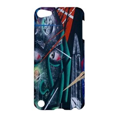 Graffiti Art Urban Design Paint  Apple iPod Touch 5 Hardshell Case