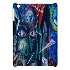 Graffiti Art Urban Design Paint  Apple iPad Mini Hardshell Case