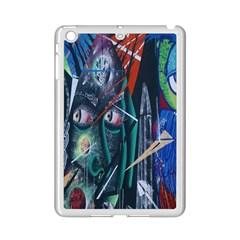 Graffiti Art Urban Design Paint  iPad Mini 2 Enamel Coated Cases