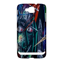 Graffiti Art Urban Design Paint  Samsung Ativ S i8750 Hardshell Case