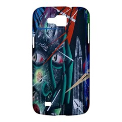 Graffiti Art Urban Design Paint  Samsung Galaxy Premier I9260 Hardshell Case