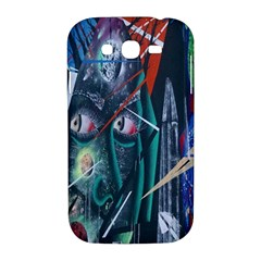 Graffiti Art Urban Design Paint  Samsung Galaxy Grand DUOS I9082 Hardshell Case