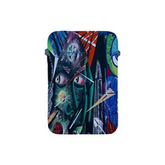 Graffiti Art Urban Design Paint  Apple iPad Mini Protective Soft Cases