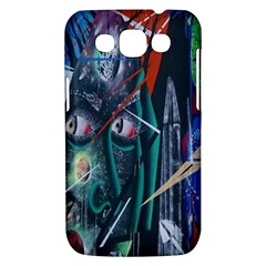 Graffiti Art Urban Design Paint  Samsung Galaxy Win I8550 Hardshell Case