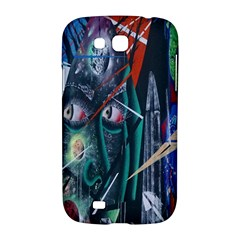 Graffiti Art Urban Design Paint  Samsung Galaxy Grand GT-I9128 Hardshell Case