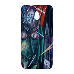 Graffiti Art Urban Design Paint  HTC One Mini (601e) M4 Hardshell Case