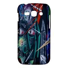 Graffiti Art Urban Design Paint  Samsung Galaxy Ace 3 S7272 Hardshell Case