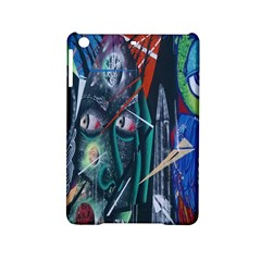 Graffiti Art Urban Design Paint  iPad Mini 2 Hardshell Cases