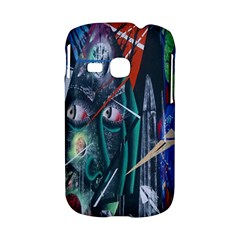 Graffiti Art Urban Design Paint  Samsung Galaxy S6310 Hardshell Case