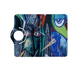 Graffiti Art Urban Design Paint  Kindle Fire HD (2013) Flip 360 Case