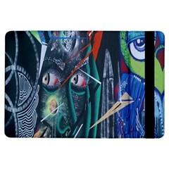 Graffiti Art Urban Design Paint  iPad Air Flip