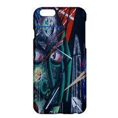 Graffiti Art Urban Design Paint  Apple iPhone 6 Plus/6S Plus Hardshell Case