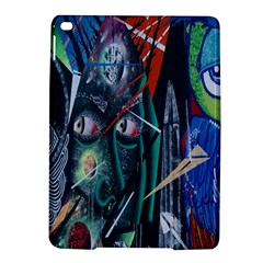 Graffiti Art Urban Design Paint  iPad Air 2 Hardshell Cases