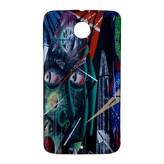 Graffiti Art Urban Design Paint  Nexus 6 Case (White)