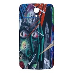 Graffiti Art Urban Design Paint  Samsung Galaxy Mega I9200 Hardshell Back Case