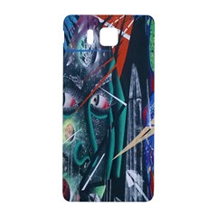 Graffiti Art Urban Design Paint  Samsung Galaxy Alpha Hardshell Back Case