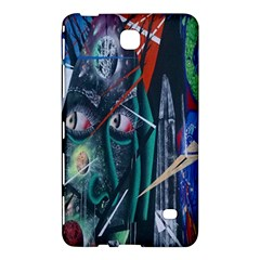 Graffiti Art Urban Design Paint  Samsung Galaxy Tab 4 (8 ) Hardshell Case
