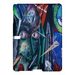 Graffiti Art Urban Design Paint  Samsung Galaxy Tab S (10.5 ) Hardshell Case