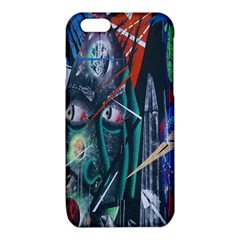 Graffiti Art Urban Design Paint  iPhone 6/6S TPU Case