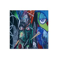 Graffiti Art Urban Design Paint  Satin Bandana Scarf