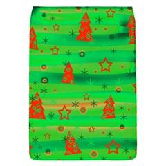 Green Xmas magic Flap Covers (S)