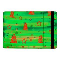 Green Xmas magic Samsung Galaxy Tab Pro 10.1  Flip Case