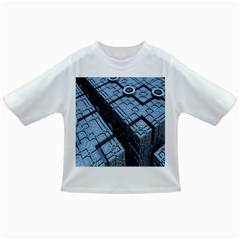 Grid Maths Geometry Design Pattern Infant/Toddler T-Shirts