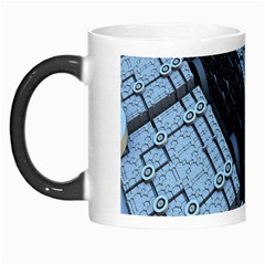 Grid Maths Geometry Design Pattern Morph Mugs
