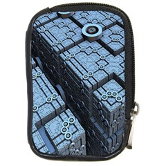 Grid Maths Geometry Design Pattern Compact Camera Cases