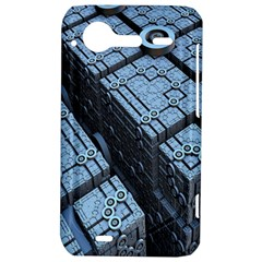 Grid Maths Geometry Design Pattern HTC Incredible S Hardshell Case