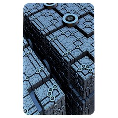 Grid Maths Geometry Design Pattern Kindle Fire (1st Gen) Hardshell Case