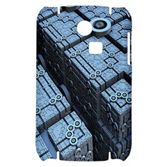 Grid Maths Geometry Design Pattern Samsung S3350 Hardshell Case