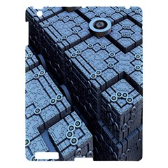 Grid Maths Geometry Design Pattern Apple iPad 3/4 Hardshell Case