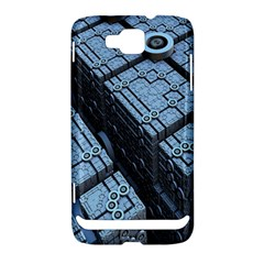 Grid Maths Geometry Design Pattern Samsung Ativ S i8750 Hardshell Case