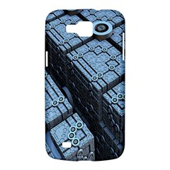 Grid Maths Geometry Design Pattern Samsung Galaxy Premier I9260 Hardshell Case
