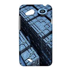 Grid Maths Geometry Design Pattern HTC Desire VC (T328D) Hardshell Case