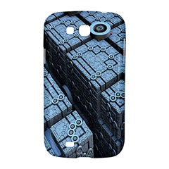 Grid Maths Geometry Design Pattern Samsung Galaxy Grand GT-I9128 Hardshell Case